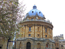 Sheldonian Theatre at Oxford Stock Photos