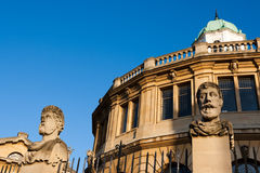 The Sheldonian Theatre. Oxford, England Royalty Free Stock Image