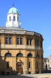 Sheldonian theatre, Oxford, England Stock Images