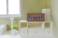 Shelf decoration Stock Images