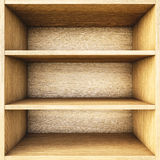 Shelf Royalty Free Stock Photography