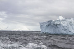 Shelf Ice near Snow Island, Antarctica Stock Photos