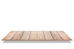 Shelf storage wood exquisite, isolated on white background. Royalty Free Stock Photography