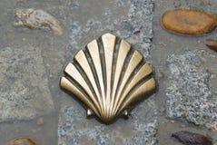 Shell 02 de San Jaime Fotos de archivo