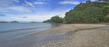 Shell beach, Coromandel Peninsula Stock Photos