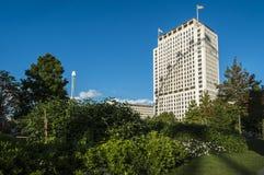 Shell Center London Stockfotografie