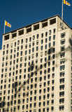 Shell Center London Lizenzfreies Stockfoto