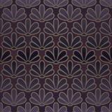 Shell-de stijl naadloos patroon van de vormkleur Stock Foto's
