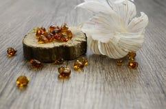 Shell do alho Imagem de Stock
