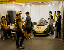 Shell Eco-marathon Asia 2014 Royalty Free Stock Images