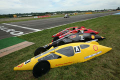 Shell Eco Marathon in France Royalty Free Stock Photography