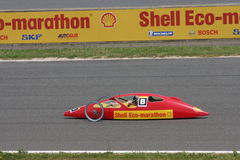 Shell Eco Marathon in France Stock Photos