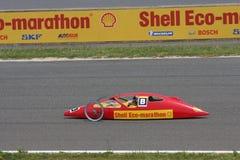 Shell Eco Marathon in France Stock Photos
