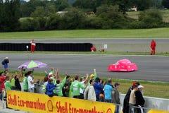 Shell Eco Marathon in France Royalty Free Stock Image