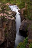 Shell Falls - Bighorn National Forest Stock Photos