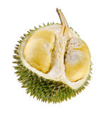 Shell (husk) of the prized durian fruit. Royalty Free Stock Images