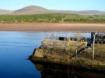 Shell Island, Gwynedd, Gales Fotografia de Stock Royalty Free