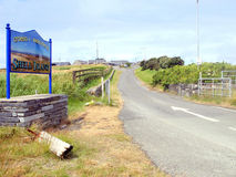 Shell Island, Gwynedd, Wales. Stock Image