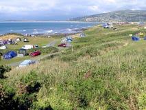 Shell Island, Gwynedd, Wales. stockfotografie