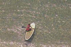 Shell Island, pensionnaires le Golfe du Mexique de palette de la Floride photos stock