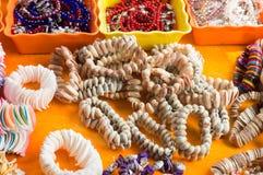 Shell Jewelry Royalty Free Stock Photos