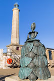 Shell Lady of Margate Royalty Free Stock Photo