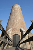Shell lime kiln, city Hasselt, Netherlands Royalty Free Stock Images