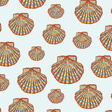 Shell modèlent Photographie stock