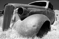 Free Shell Of Vintage Car Royalty Free Stock Photos - 18650348