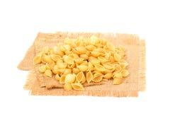 Shell pasta Stock Photo