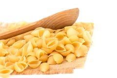 Shell pasta Royalty Free Stock Photography
