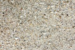 Shell sand Stock Images