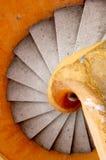 Shell-Treppenhaus Stockbild