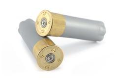 Shell van het jachtgeweer Royalty-vrije Stock Foto's
