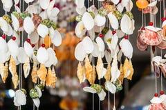 Shell windbell Royalty Free Stock Photos