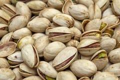 Shelled pistachio Stock Images