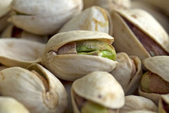 Shelled pistachio Royalty Free Stock Photography