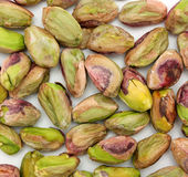 Shelled Pistachio Nuts Stock Photography