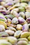 Shelled pistachios Stock Images