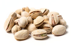 Shelled pistachios  Royalty Free Stock Photo