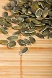 Shelled pumpkin Seeds Stock Photo