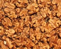 Shelled Walnuts background. Shelled Walnuts background - high resolution, closeup image stock image