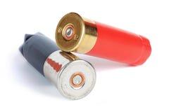 Shelles de escopeta Foto de archivo
