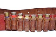 Shelles de escopeta Imagenes de archivo
