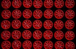Shelles del arma del tiro Fotos de archivo