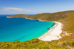 Shelley Beach in Australia Royalty Free Stock Images