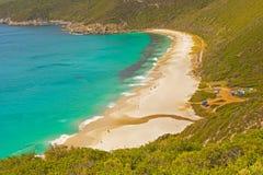 Shelley Beach in Australia Stock Image