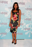 Shelley Conn. LOS ANGELES - JAN 11: Shelley Conn arrives at the FOX TCA Winter 2011 Party at Villa Sorriso on January 11, 2010 in Pasadena, CA stock images