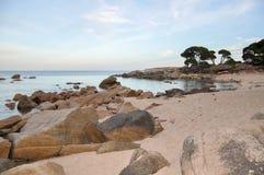 Shelley Cove in Bunker Bay, Western Australia Stock Image
