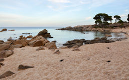 Shelley Cove, Western Australia: Secluded Beach Stock Photo